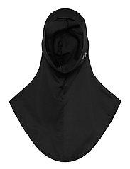 UA Extended Sport Hijab - BLACK