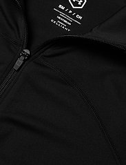 Under Armour - RUSH FZ - training jackets - black - 2