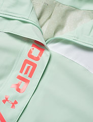 Under Armour - Recover Woven CB Jacket - training jackets - white - 3