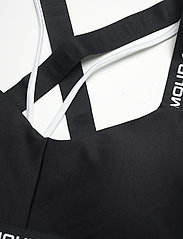 Under Armour - UA Crossback Low - soft bras - black - 2