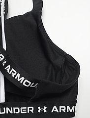 Under Armour - UA Crossback Low - soft bras - black - 3
