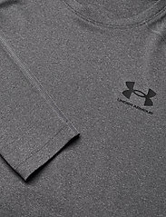 Under Armour - UA HG Armour Comp LS - base layer tops - carbon heather - 2