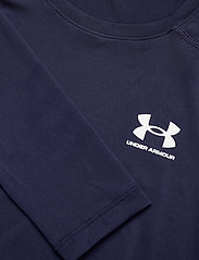Under Armour - UA HG Armour Comp LS - thermo ondershirts - midnight navy - 2