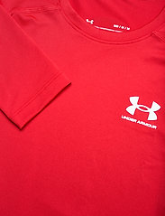 Under Armour - UA HG Armour Comp LS - base layer tops - red - 2