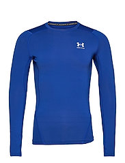 UA HG Armour Comp LS - ROYAL