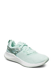UA W Charged Breathe TR 2 NM - SEAGLASS BLUE