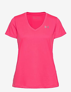 Tech SSV - Solid - t-shirts - cerise