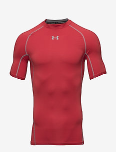 UA HG ARMOUR SS - RISK RED