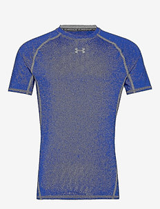 UA HG ARMOUR SS - sportoberteile - royal