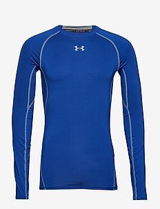 UA HG ARMOUR LS - ROYAL