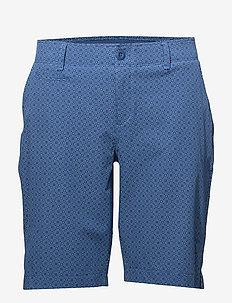 LINKS SHORT - golfshorts - moroccan blue