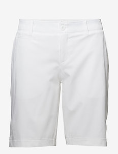 LINKS SHORT - szorty golfowe - white