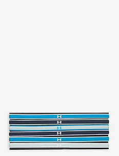 UA Mini Headbands (6pk) - hair bands - equator blue
