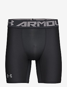 HG ARMOUR 2.0 COMP SHORT - BLACK