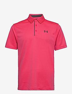 Tech Polo - paidat - pink shock