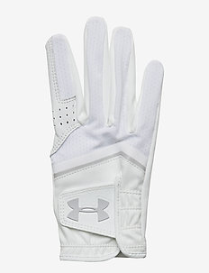 UA W Coolswitch Golf Glove - utrustning - white