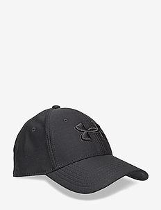 UA Men's Blitzing 3.0 Cap - BLACK