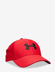 UA Men's Blitzing 3.0 Cap - kepsar - red