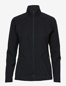 STORM OUT & BACK JACKET - BLACK