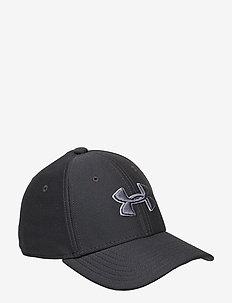 UA Boy's Blitzing 3.0 Cap - BLACK