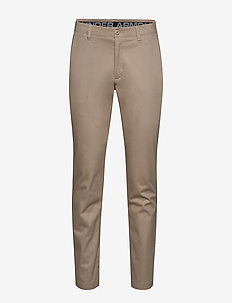 UA Showdown Chino Taper Pant - sports pants - city khaki