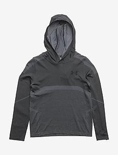 X LEVEL PO HOODY - hettegensere - stealth gray