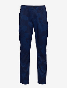 TAKEOVER PATTERN PANT TAPER - golfhosen - academy