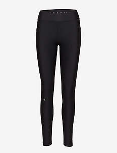 UA HG Armour Legging - running & training tights - black