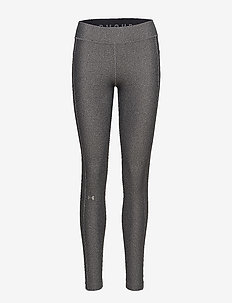 UA HG Armour Legging - collants de compression - charcoal light heather