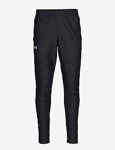 SPORTSTYLE PIQUE TRACK PANT - treningsbukse - black