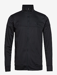 SPORTSTYLE PIQUE JACKET - basic sweatshirts - black
