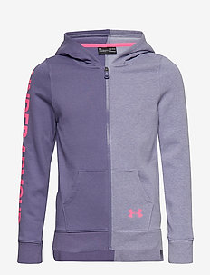 Rival Full Zip - PURPLE