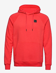 RIVAL FLEECE PO HOODIE - MARTIAN RED