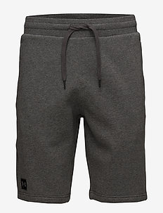 RIVAL FLEECE SHORT - BLACK