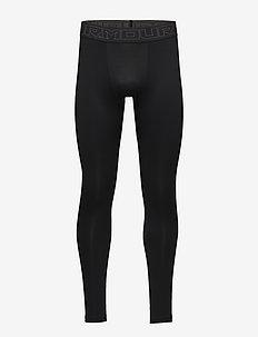 UA ColdGear Leggings - løpe- og treningstights - black