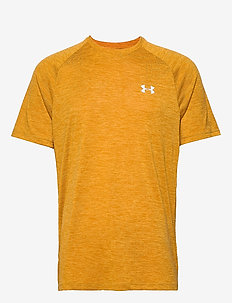 UA Tech 2.0 SS Tee - GOLDEN YELLOW