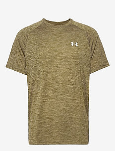 UA Tech 2.0 SS Tee - OUTPOST GREEN