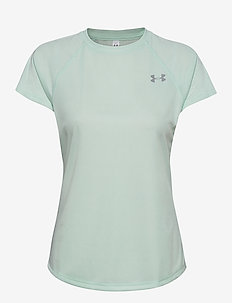 UA Speed Stride Short Sleeve - t-shirts - seaglass blue