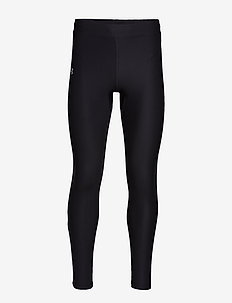UA QUALIFIER HEATGEAR TIGHT - BLACK