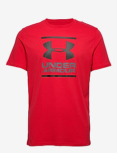 UA GL Foundation SS T - RED
