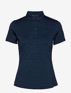 Zinger Short Sleeve Polo - NAVY