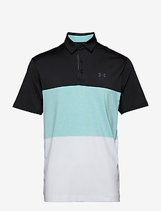 Playoff Polo 2.0 - BLACK
