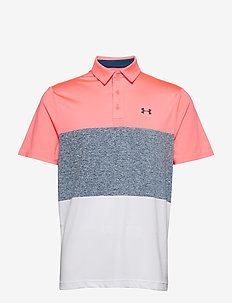 Playoff Polo 2.0 - RED