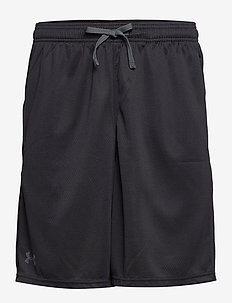 UA Tech Mesh Shorts - BLACK