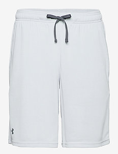 UA Tech Mesh Shorts - training korte broek - mod gray