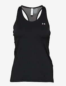 UA HG Armour Racer Tank - tank tops - black