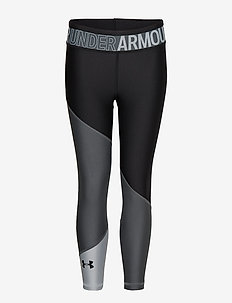 Armour HG Color Block Ankle Crop - GRAY