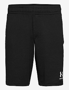SPORTSTYLE COTTON SHORT - casual shorts - black