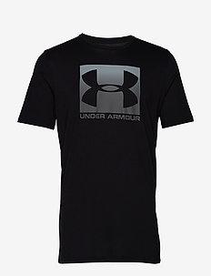 UA BOXED SPORTSTYLE SS - t-shirts - black