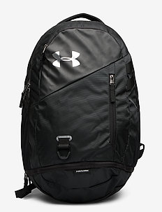 UA HUSTLE 4.0 - training bags - black